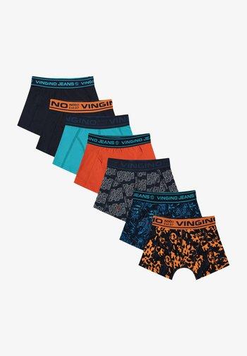 7 PACK - Pants - multicolor