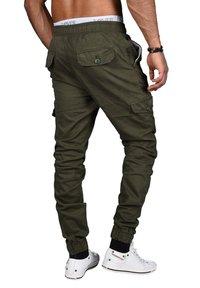 Alessandro Salvarini - DESIGNER - Cargo trousers - grün - 3