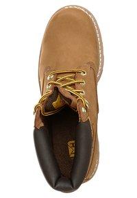 Cat Footwear - COLORADO - Bottines à lacets - sundance - 4