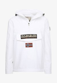 Napapijri - RAINFOREST SUMMER - Windbreaker - bright white - 5