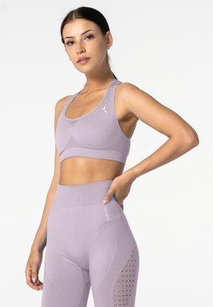 PHASE SEAMLESS - Sports bra - lilac