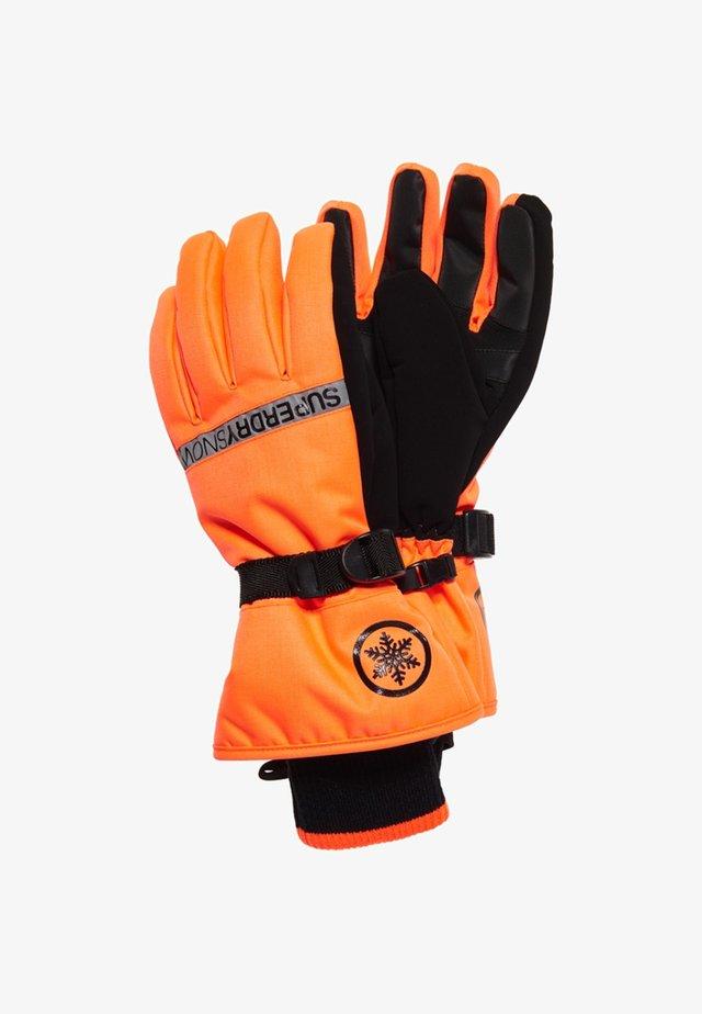 Gants - orange