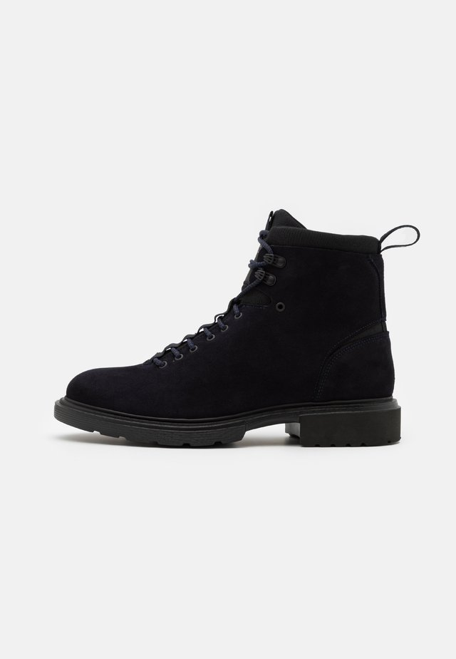 DART - Lace-up ankle boots - dark blue