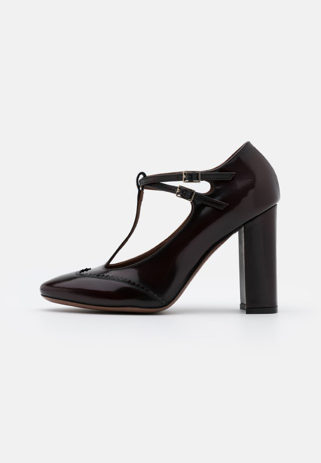D'ORSAY - High heels - bordeaux