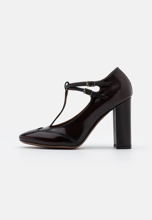 D'ORSAY - High heels - bordeaux