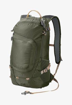 CROSSER 18 - Backpack - olive