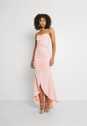ZAHIA MAXI - Cocktail dress / Party dress - dusky pink