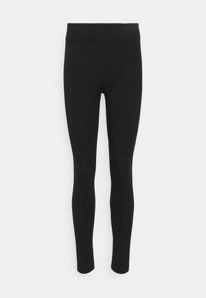 Leggings - black dark