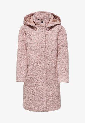 Manteau classique - burlwood