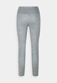 Nike Performance - ONE - Leggings - light smoke grey/heather/white - 5