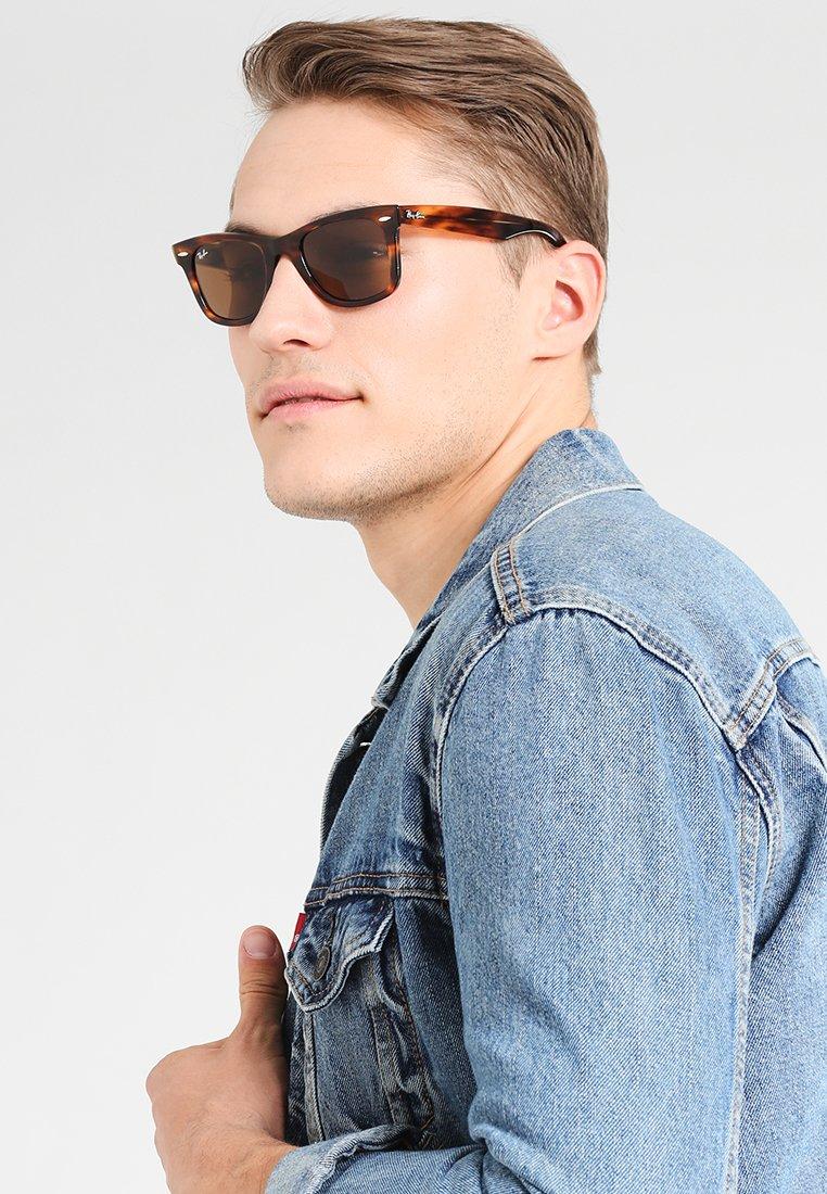 Auténtico Ray-Ban ORIGINAL WAYFARER - Gafas de sol - tortoise/crystal brown | Complementos de hombre 2020 YQEHo