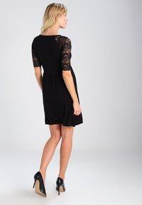 Envie de Fraise - EDWINA - Jerseyklänning - black - 2
