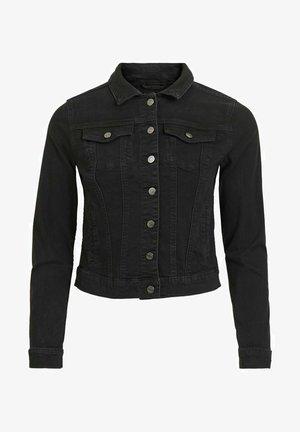 VISHOW - Giacca di jeans - black denim