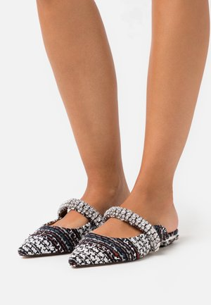 PRINCELY - Mules - navy