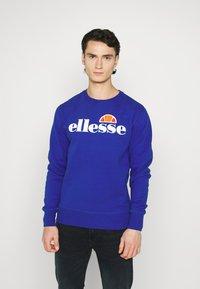 Ellesse - SUCCISO - Sweatshirt - blue - 1