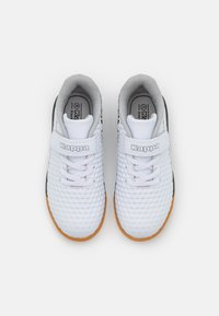 Kappa - AVERSA UNISEX - Sports shoes - white/black - 3