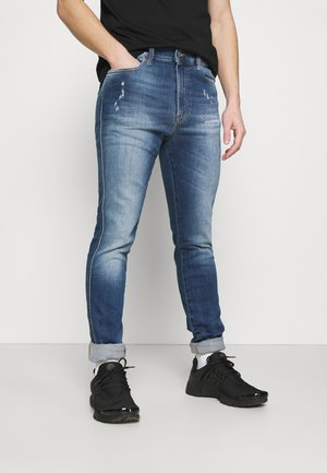 D-ISTORT-X - Jeans Skinny - medium blue