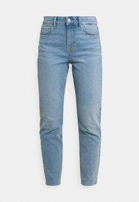 Pieces - PCLUNA  - Jeans straight leg - medium blue denim - 4