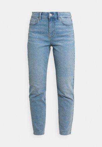 PCLUNA  - Jeans straight leg - medium blue denim