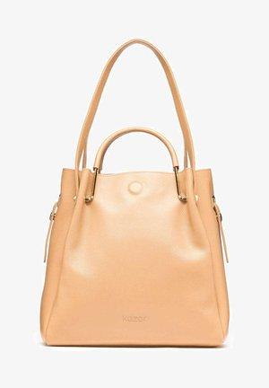 ALEXANDRIA - Handbag - beige