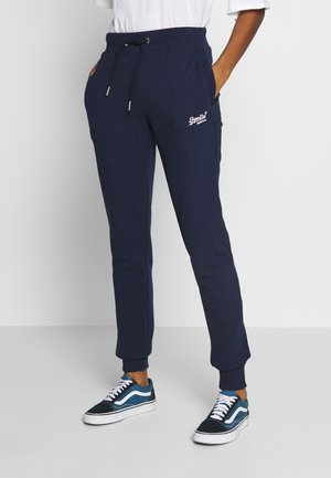 Tracksuit bottoms - atlantic navy
