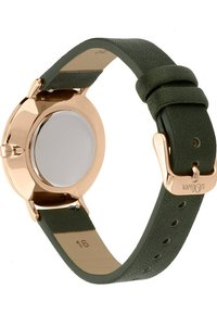 s.Oliver - Watch - green - 2