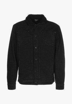 Denim jacket - black wash