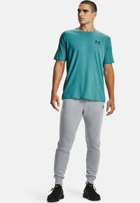 Under Armour - SPORTSTYLE  - T-shirts print - cosmos - 1