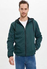 DeFacto - Light jacket - green - 0