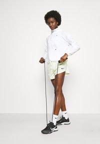 Nike Performance - JACKET - Training jacket - white/black - 1