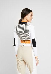 Topshop - SNO BODY - Maglione - orange/ white