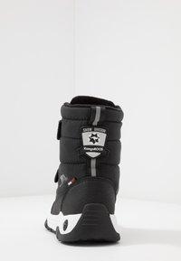 KangaROOS - K-MAJOR V RTX - Boots - jet black/steel grey - 3
