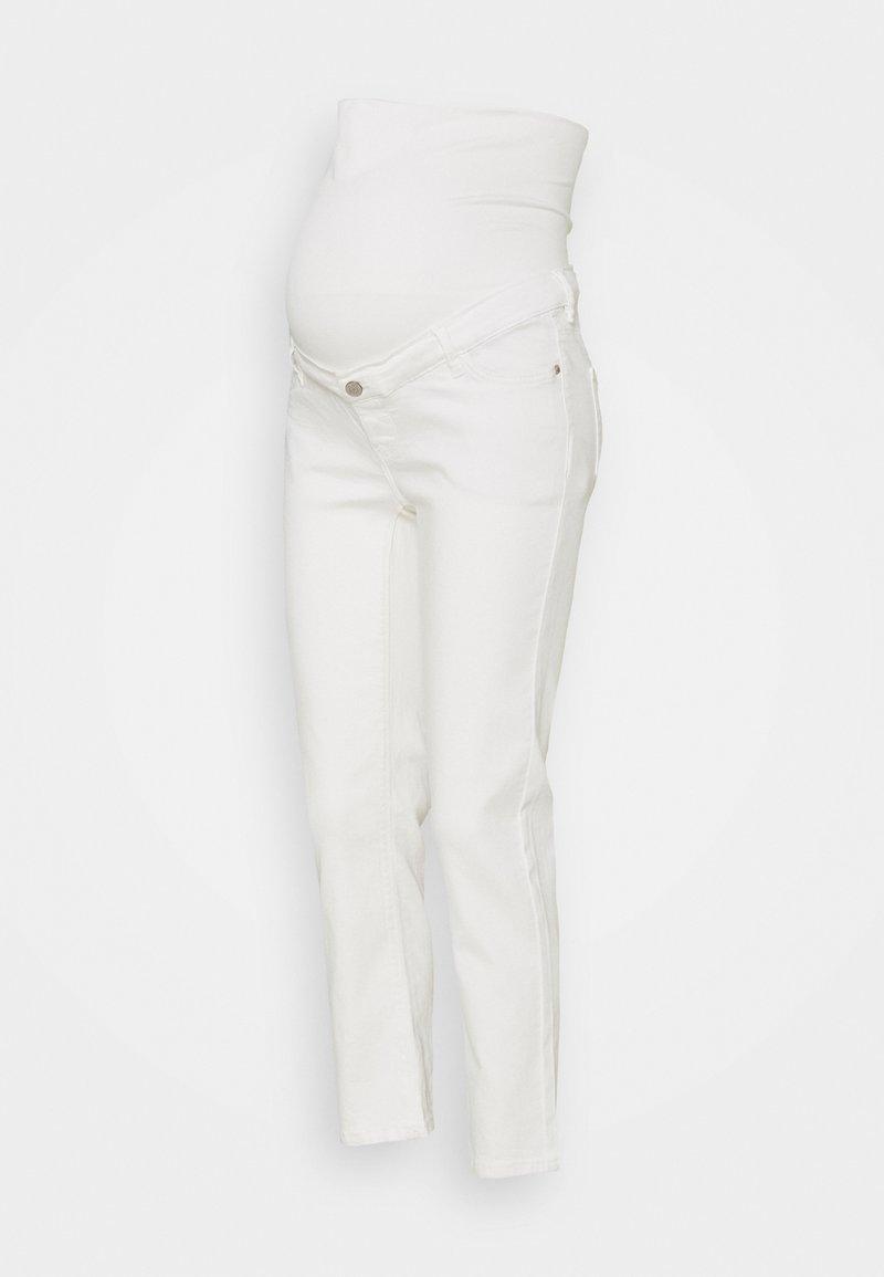 Esprit Maternity - PANTS - Džíny Straight Fit - offwhite