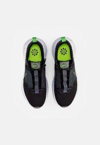 Nike Sportswear - CRATER IMPACT  - Sneakers basse - black/iron grey-off noir-dk smoke grey-mean green-white - 5
