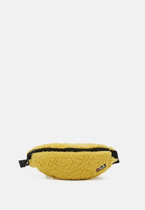WAIST BAG - Ledvinka - nugget gold