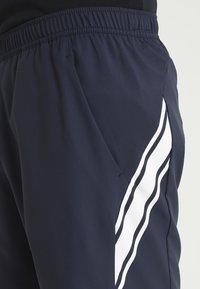 Nike Performance - DRY SHORT - Urheilushortsit - obsidian/white - 4