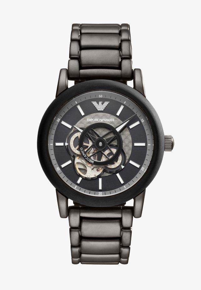 Cronografo - gunmetal