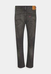 Levi's® - 502 TAPER - Slim fit jeans - blacks - 7