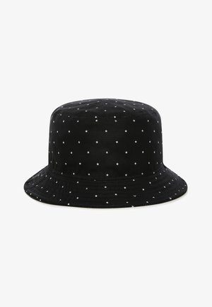 MN UNDERTONE II BUCKET - Cappello - black-white