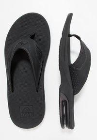 Reef - T-bar sandals - schwarz - 1
