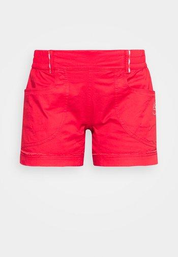 ESCAPE SHORT - Pantaloncini sportivi - hibiscus