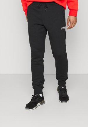 ORIGINALS ADVENTURE PANTS - Träningsbyxor - black