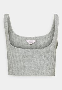 Miss Selfridge Petite - COZY SET - Top - grey - 9