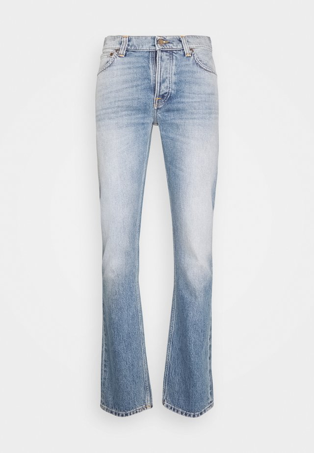 GRIM TIM - Slim fit jeans - silver indigo