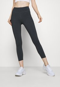 Sweaty Betty - GRAVITY 7/8 RUNNING LEGGINGS - Leggings - black - 0