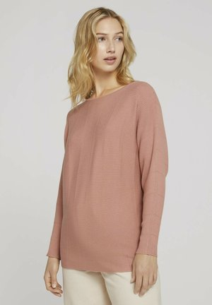 BATWING  - Jumper - clay rose