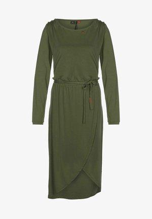 ETHANY - Robe de sport - olive