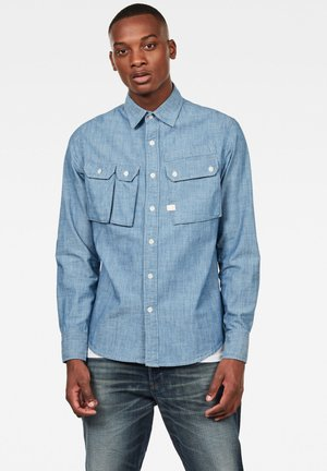 OSPAK SLIM - Overhemd - rinsed