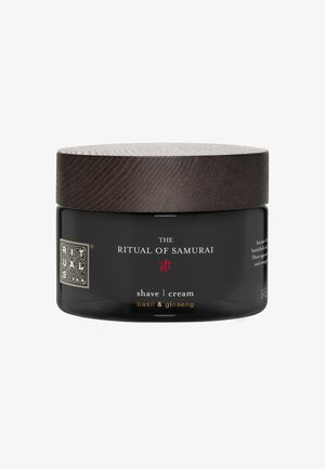 RITUALS THE RITUAL OF SAMURAI SHAVE CREAM RASIERCREME - Shaving cream - -