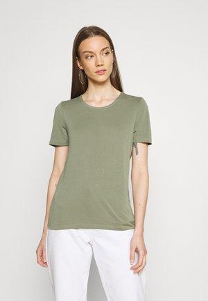 PCKAMALA  - Basic T-shirt - deep lichen green